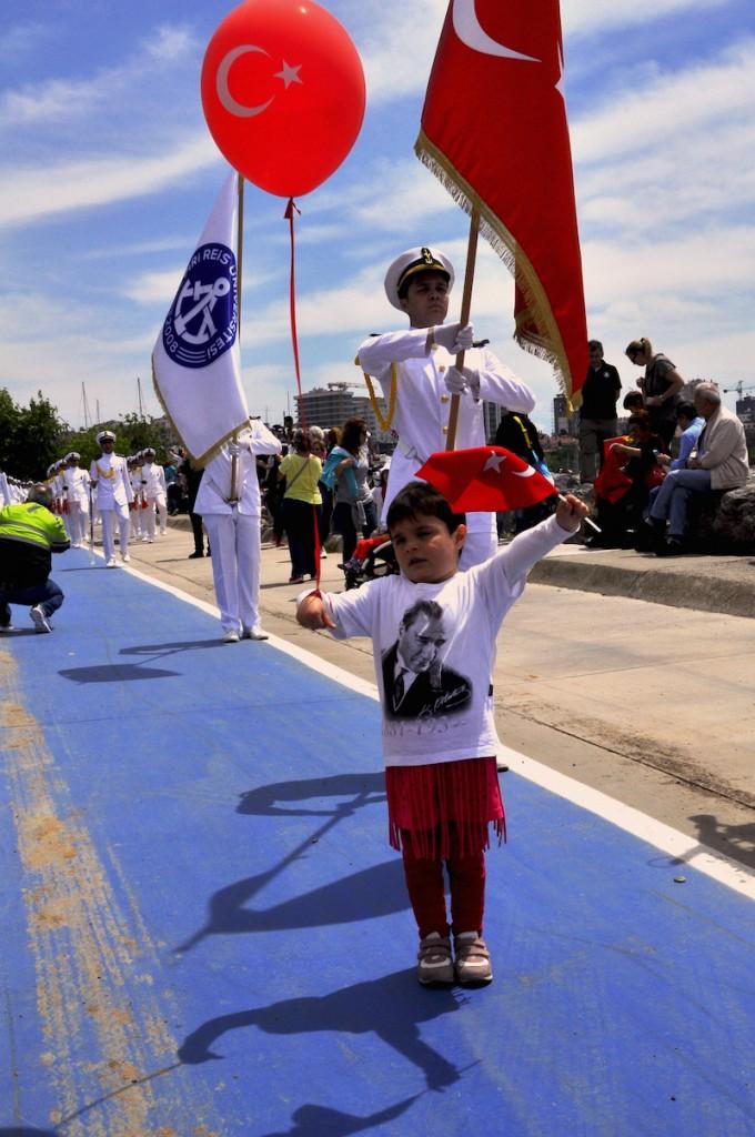19 Mayıs Gençlik ve Spor Bayramı Kadıköy